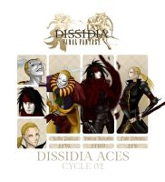 Dissidia Aces C2 Application by Barrakhudda