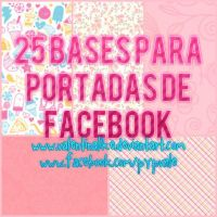 25 Bases de Portada | Pack | Vale by ValentinaLike