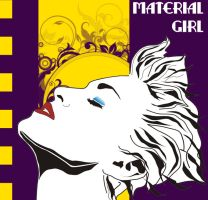material girl by renataferreira