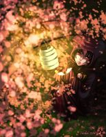 Spring Birth by Hana-Keijou