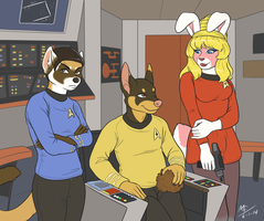 Highly Illogical by Moody-Ferret