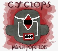 Cyclops Hopi Mask for JHB by MandiPope