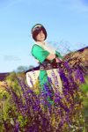Toph Bei Fong : Avatar the Last Airbender by Shappi