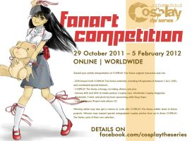 CTS Fanart Competition Flyer by cosplayts