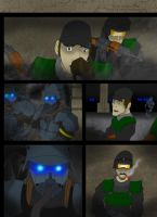 Comic Page 6: The Shoot Out by VenomEXsoldier