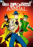 The Question Annual 1 - DC2 by herrenmedia