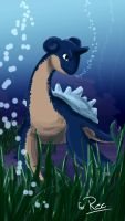 Lapras by Kisilin