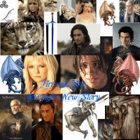 Fire and Ice: Murtagh's New Story Chapter 2 by IcejCat