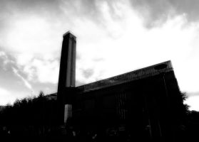 The Tate Modern by lovephotography
