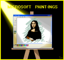 MS PAINT by CaptainRedblood