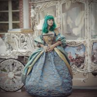 Russian version of the little mermaid by 13-Melissa-Salvatore