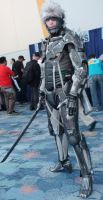 Best Male Cosplay: Raiden Ninja from MGS by trivto