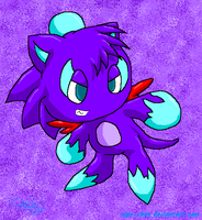 Virgem The Chao by Zipo-Chan