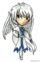 + Yue - chibi + by Cathrie-Crash