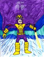 The Bibleman by SonicClone