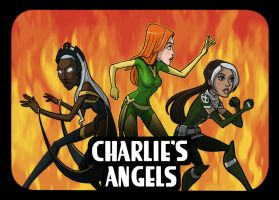 Charlies Angels6 by Stephen-Daymond