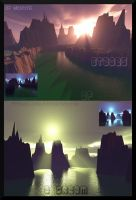 Stages of a Dream by Miarath