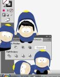 South Park Shimeji - Craig by xNoWherex