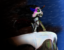 King Sombra by AaronMk