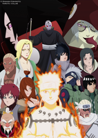 Collab Naruto by Itachis999
