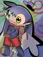 And it's Klonoa by lmrl12