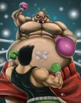 King Hippo vs Lil Mac by jpzilla
