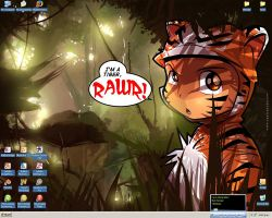 My Desktop by Auris0