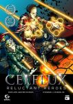 Celflux Issue No 3 Final Cover by gemgfx