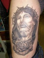 OMGZ its Jesus 2 by Inkcastle
