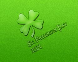 St Patty's Day Wallpaper by b-a88