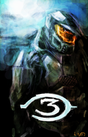 Halo by THE-LM7