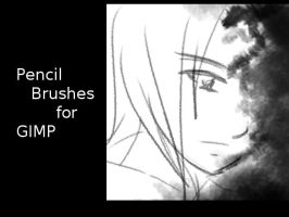 Gimp Brushes by BasicFreedom