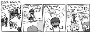 This is what happened today. 5 by alshshaen