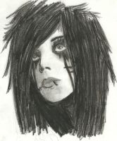 Andy Biersack by Eclipsefangirl1