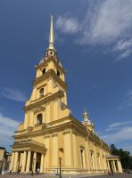 Peter and Paul Cathedral by maremerald