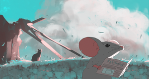 90/365 Life as a mouse 2 by snatti89