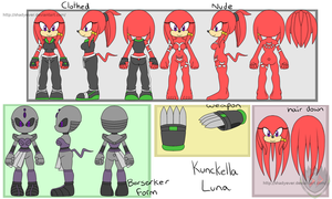 Kunckella Luna Ref Sheet by shadyever