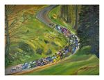 Bike Race:Arden Spring Classic by chicagoimpressionism