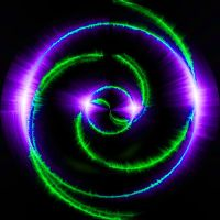 Plasma Rings by ZeddD1abl0