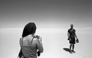 Picture in Desert by padraig13