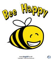 Bee Happy by Smaggers