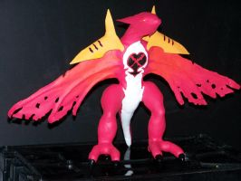 Kingdom Hearts Wyvern by DragonEmotion