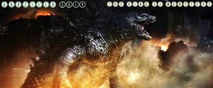 Godzilla 2014 King of Monsters by Angelgirl10