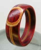 Wooden Rings by WoodRing