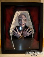 Barlow Salem's Lot Shadow Box by dreggs88