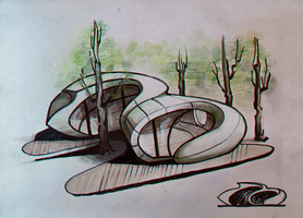 Project sketch by Irkis