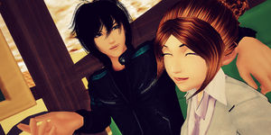 Good old times... by Kingdom-Hearts-Realm