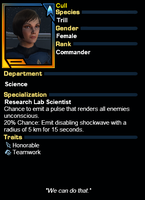 Star Trek Online - Duty Officer Cull by superhombre777