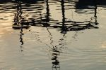 Harbour reflections 1 - Cassis by wildplaces