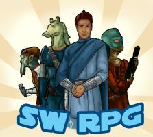 SW RPG Heroic Group by Ryan-Rhodes